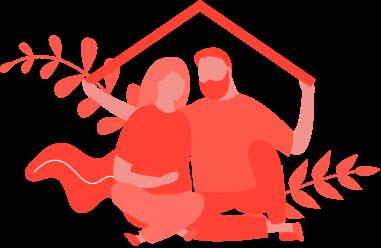 Das erste Dach über dem Kopf für Ihre Familie